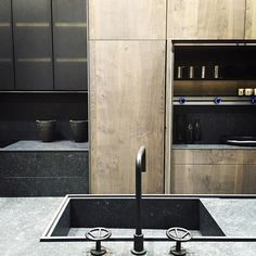 Industrial kitchen by Doca  @isaloniofficial 2016 EuroCuccina