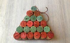 La casa de Alejandra: Árbol de Navidad de Corchos DIY Alejandra Coghlan