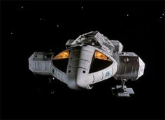 Space:1999: An Eagle spacecraft. Honestly one of the more realistic spacecraft in science-fiction.