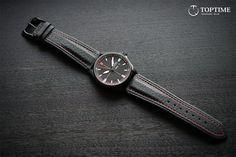 (1) Damasko DA 343 recenzia - Damasko - HODINKOMANIA.SK Watches, Leather, Accessories, Fashion, Wrist Watches, Moda, Wristwatches, La Mode, Tag Watches