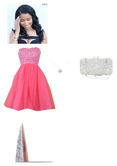 """#jessie"" by jessiemccloud100 on Polyvore featuring Lauren Lorraine, Natasha Couture and Tiffany & Co."
