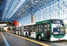 A gestão do prefeito Gilberto Haddad (PT) pretende instalar um pequeno aparelho na porta de entrada e saída dos ônibus da cidade para contar o número de passageiros do coletivo.