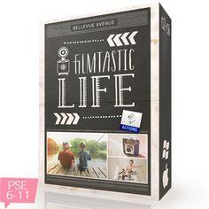 Bellevue Avenue Store - Filmtastic Life� Photoshop Elements Actions, $79.00 (http://www.bellevue-avenue.com/filmtastic-life-photoshop-elements-actions/)