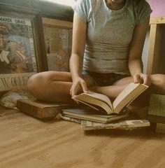 De lluvia, nostalgia y libros