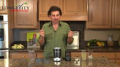 The Perfect Workout and Recovery Shake with David Wolfe