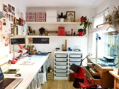 Tips for planning a creative studio   live from IKEA FAMILY