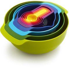 Sur La Table® Prep Bowl Sets | Sur La Table. NEED.