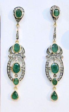 Antique Vintage Art Deco Platinum Diamond Engagement Ring
