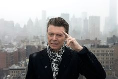 We almost got a David Bowie-themed film -- a musical, no less -- from one our generation's most acclaimed directors. Danny Boyle was working on a Bowie musical before the musician himself shut down the project, according to Radio Times. Trent Reznor, Robbie Williams, Davy Jones, Gary Oldman, Ziggy Stardust, Dave Grohl, Elvis Presley, Lemmy Kilmister, Mayor Tom