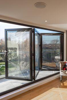 Rear Dormer Loft Conversion In Staines London Loft Conversion Windows, Attic Conversion Bedroom, Bungalow Loft Conversion, Loft Conversion Plans, Loft Conversion Design, Loft Conversions, House Extension Design, Glass Extension, Roof Extension
