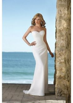Sexy Mermaid Style Hot Sell 2010 Summer Wedding Dress 2010109