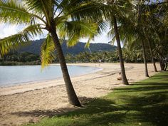 One of the things that I most love about Australia is the beaches - miles of golden sand where you could walk without seeing another soul, just the sun, wind and the sound of the waves crashing on the shore.  I took this one at Airlie Beach in 2007.
