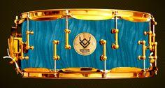 Emmeth Custom Drums, Blue tulum :3