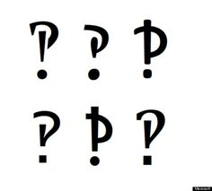 8 Punctuation Marks That Are No Longer Used /;)