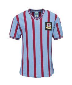 Aston Villa Retro 1957 FA Cup Final Shirt