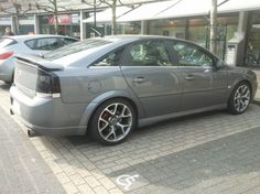 Tuned Opel Vectra by Irmscher Photo 12315