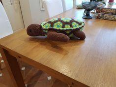 by MiaBina: Afrikankukkakilpikonna - African Flower Turtle