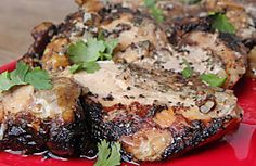 Crockpot Balsamic Chicken. The juciest crockpot chicken I've ever tasted!