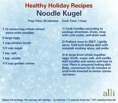 com van sheknows sweet noodle kugel how to make a sweet noodle kugel ...