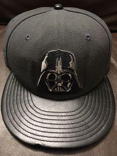 29E Original New Era Star Wars Hat Dark Vader SnapBack Leather Bill  Baseball Cap  fashion 49cd3e49783b