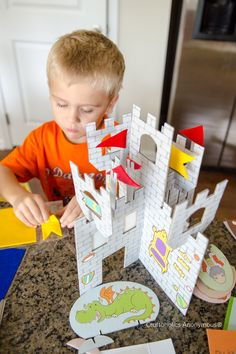 Craftaholics Anonymous® | Castles and Catapults