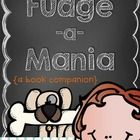 This is a 66 page book companion to accompany Judy Blume's book Fudge-a-mania. $ There are teacher and student questions for each chapter as well as ...