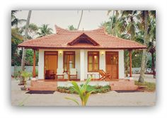 House plans cottage style bungalows 56 Ideas for 2019 Beach Cottage Style, Beach Cottage Decor, Coastal Cottage, Kerala Traditional House, Traditional House Plans, Traditional Design, Beach House Plans, Cottage House Plans, Style At Home