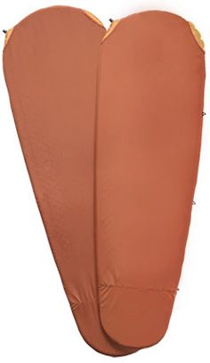 Cover: Cascade Designs Therm-a-Rest® Universal Sheet, burnt orange