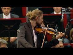 David Garrett & Filamonica della Scala - Max Bruch Violin Concerto No. 1 in G minor, Op. 26 - YouTube