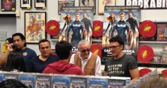 Enter for a chance to win a Captain America Digital Download and Stan Lee's Autograph | G33k-HQ