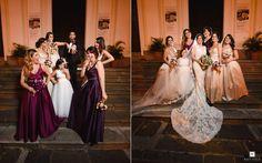 Old San Juan Wedding - Hotel El Convento - Catedral San Juan Bautista