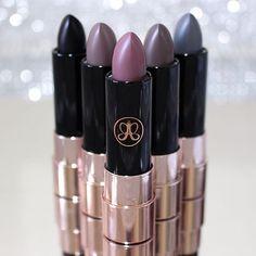 ABH Matte Lipsticks  @jessiiistephiii  #abhlipsticks #abh💋