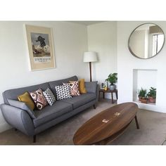 Zinc 4-seater and 2-seater in charcoal | Jon T | DFS