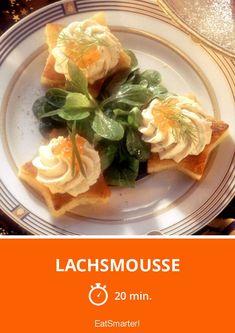 Lachsmousse