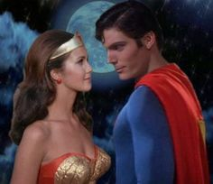 Oh my... | TarskiBlog.com #superman #wonderwoman