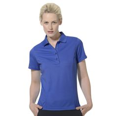 "Monterey Club Dry Swing Lightweight Pique Solid Shirt #2070 (Rich Blue, X-Large). 97%Polyester,3%Spandex. Women' s companion 1070. Please check 1060 (2060) a bigger pique version. Great for tournament or uniform. Our Dry Swing signature keeps the moist away. Chest: 22.5"",Waist: 21.5"",Open hem: 23.5"", All measurement is approximate, -/+ 1/2"" is manufacturing standard. Monterey Club is well known for the quality in the golf industry since 1987. Products are sold in all 50 states, Puerto..."