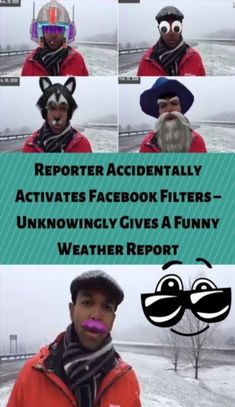 Facebook Filters, Funny Weather, Weather Report, A Funny, Baseball Cards, Sports, Study, Culture, Studio