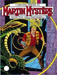 Martin Mystère è una serie a fumetti edita dalla Sergio Bonelli Editore dal 1982 ideata da Alfredo Castelli