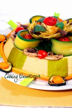 Cooking Elena: Cassata siciliana salata