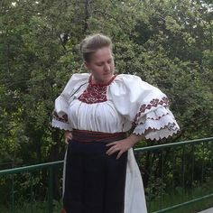 Folk Costume, Costumes, Ruffle Blouse, Victorian, Traditional, Knitting, Shirts, Beautiful, Tops