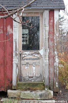 old doors. {love...}