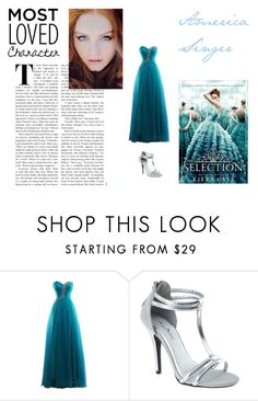 """""""A M E R I C A"""" by annie-1696 ❤ liked on Polyvore"""