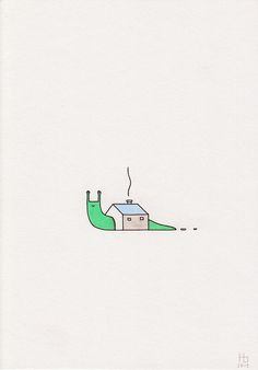 Slug (by haasbroek) #illustration
