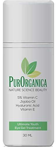 THE BEST Eye Wrinkle Cream for Dark Circles, Puffiness and Bags – LARGE 30ML Organic Anti Ageing Cream with Vitamin C, Hyaluronic Acid, Jojoba Oil and Vitamin E – Natural Anti Aging Gel – 100% Satisfaction or Your Money Back Guarantee - http://best-anti-aging-products.co.uk/product/the-best-eye-wrinkle-cream-for-dark-circles-puffiness-and-bags-large-30ml-organic-anti-ageing-cream-with-vitamin-c-hyaluronic-acid-jojoba-oil-and-vitamin-e-natural-anti-aging-gel/