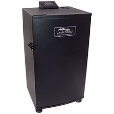 20070910 Element Masterbuilt 30 Electric Smokehouse, Black Digital Smoker, Top Heating Controller (Complete Set) w/ Gift: Premium Microfiber Cleaner Electric Smoker Reviews, Electric Meat Smokers, Best Electric Smoker, Masterbuilt Electric Smokers, Masterbuilt Smoker, Electric Bbq, Barbecue Smoker, Grilling, Bbq Grill