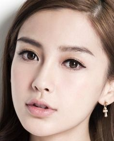 Angela Yeung Wing, popularly known by her star name Angelababy, is a model and actress from Hong Kong. Her