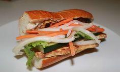 Awesome Vegan recipe: 'Veg�nh Mi' (Vegan Vietnamese B�nh Mi Sandwich)