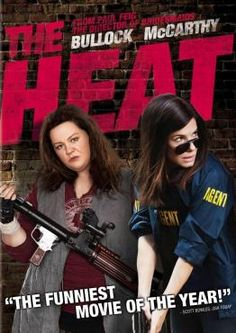 The Heat, Movie on DVD, Comedy. As GOOD as EXPECTED! I thoroughly enjoyed .  Great Movie!!!! Melissa McCarthy is SOOO  Funny!