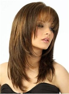 New Arrival Medium Layered Straight Capless Synthetic Wig 16 Inches. Get amazing discounts up to 75% Off at Wigsbuy using Coupons & Promo Codes.