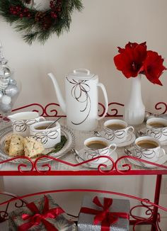 Christmas Morning Brunch for Kate Spade New York - Camille Styles, Inc.